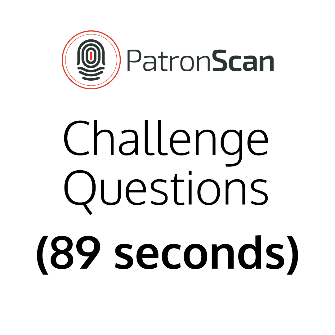 Challenge Questions