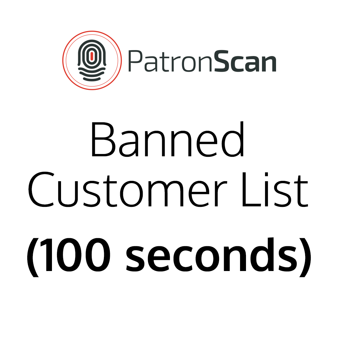 Banned Customer List